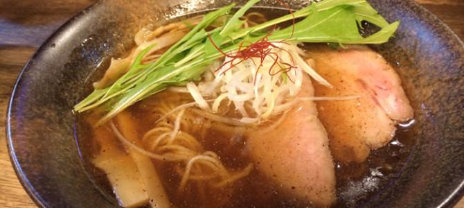 【茨木のおいしいお店】麺屋 一慶(ラーメン)♪