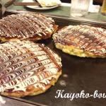 『高槻のおいしいお店』-お好み焼きの千房-と40代メンズプチプラコーディネート