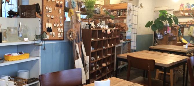 高槻のおしゃれなカフェ『ハンモックキッチン』&楽天パンプス比較&祝女2の舞台。