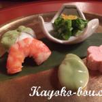 『京都のおいしいお店』豆水楼&受験のことあれこれ。