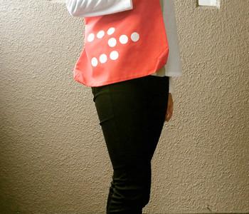 超おすすめ!hyoytoypo(ヒョイトイポ)の帆布かばん&地デジアンテナ!